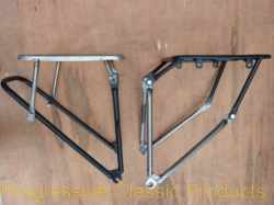 AJS / Matchless Rack / Carrier for Rigid Frame